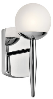 Wall Sconce 1Lt Halogen (10687|45580CH)
