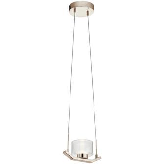 Mini Pendant 1Lt LED (10687|44348PNLED)