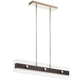 Linear Chandelier LED (10687|44344WNWLED)