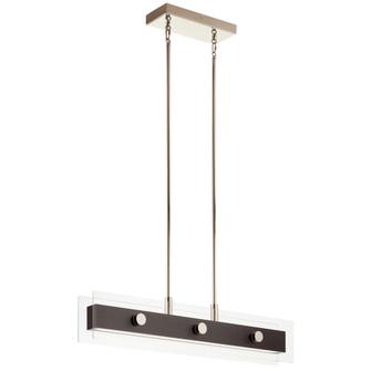 Linear Chandelier LED (10687|44340WNWLED)