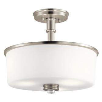 Semi Flush 3Lt LED (10687 43926NIL18)