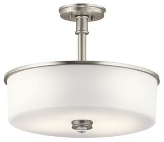Pendant/Semi Flush 3Lt (10687 43925NI)