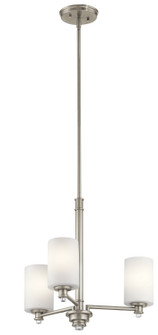 Mini Chandelier 3Lt (10687|43922NI)