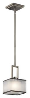 Mini Pendant 1Lt Halogen (10687|43442NI)