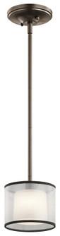 Mini Pendant 1Lt Halogen (10687|43152MIZ)