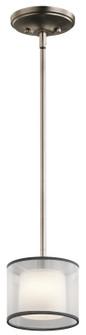 Mini Pendant 1Lt Halogen (10687|43152AP)