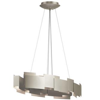 Oval Chandelier/Pendant LED (10687|42993SNLED)