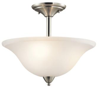 Semi Flush 3Lt (10687 42879NI)