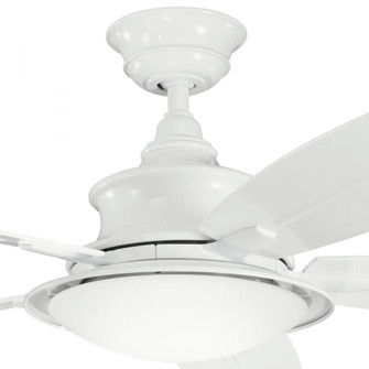 52 Inch Cameron Fan LED (10687 310204WH)