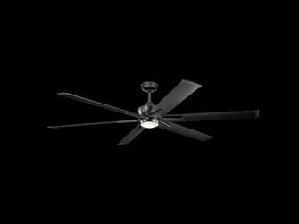 80 Inch Szeplo II Fan LED (10687 300301SBK)