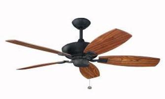 52 Inch Canfield Fan (10687|300117DBK)