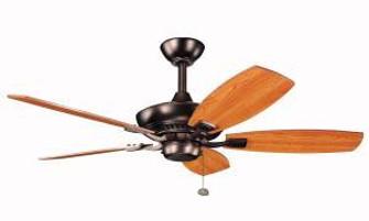 44 Inch Canfield Fan (10687|300107OBB)