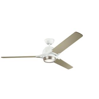 60 Inch Zeus Fan LED (10687|300060WH)