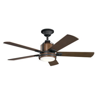 52 Inch Colerne Fan LED (10687|300052DBK)
