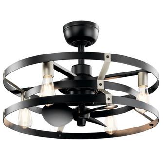 13 Inch Cavelli Fan LED (10687|300040SBK)