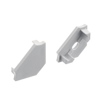 Tape Extrusion End Cap 5 Pair (10687|1TEE145SFSSIL)
