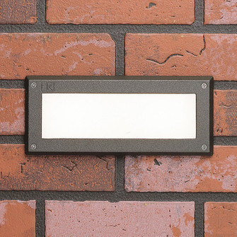 Deck LED 2W Brick Light Lndscp (10687|15774AZT30R)