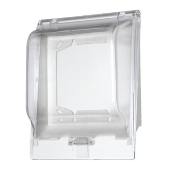 WATERPROOF BOX,H2 3/5IN,2 GANG (4304 22637-017)