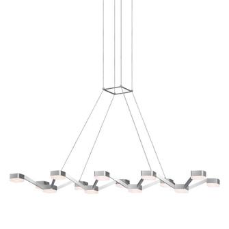 14-Light LED Rectangle Pendant (107|2327.16W)