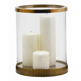 Bogart Brass/Glass Hurricane (314 2060)