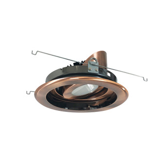 6'' Marquise II Round Regressed Adj. Reflector, Spot, 2500lm, 3500K, Copper (Not Compa (104 NRM2-619L2535SCO)