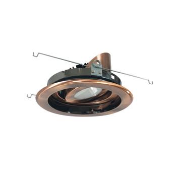 6'' Marquise II Round Regressed Adj. Reflector, Spot, 2500lm, 4000K, Copper (Not Compa (104 NRM2-619L2540SCO)