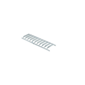 Louver for 12'' T-Wash LED Track, White (104|NTEL-8903W)