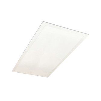 2x4 LED Back-Lit Panel, 5700lm, 45W, 5000K, 120-277V, White, 0-10V Dimming, w/ EM Bat (104 NPDBL-E24/50WEM)