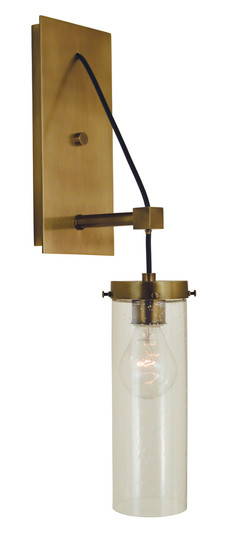 1-Light Antique Brass Hammersmith Sconce (4751 AB)