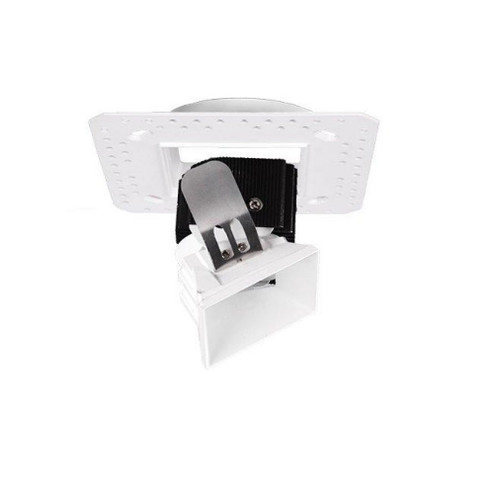 Aether Square Adjustable Invisible Trim with LED Light Engine (16 R3ASAL-S835-BK)
