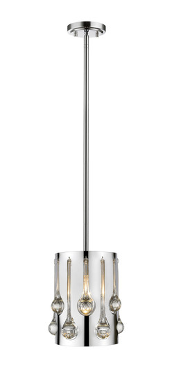 1 Light Mini Pendant (276|453RMP-CH)