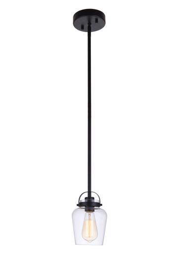 1 Light Mini Pendant (53591-FB)
