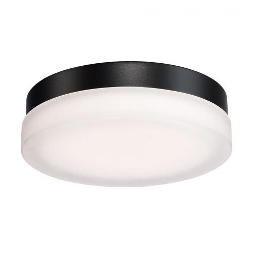Circa LED Round Flush Mount (FM-2109-30-BK)