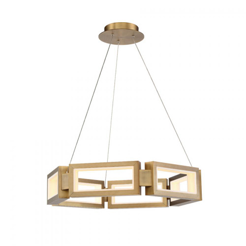 Mies 29In Pendant 3000K (PD-50829-AB)