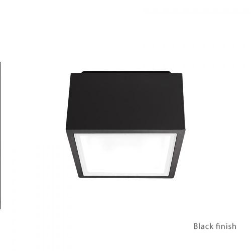 Bloc LED Flush Mount (FM-W9200-BK)