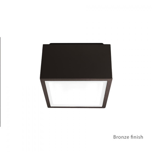 Bloc LED Flush Mount (FM-W9200-BZ)