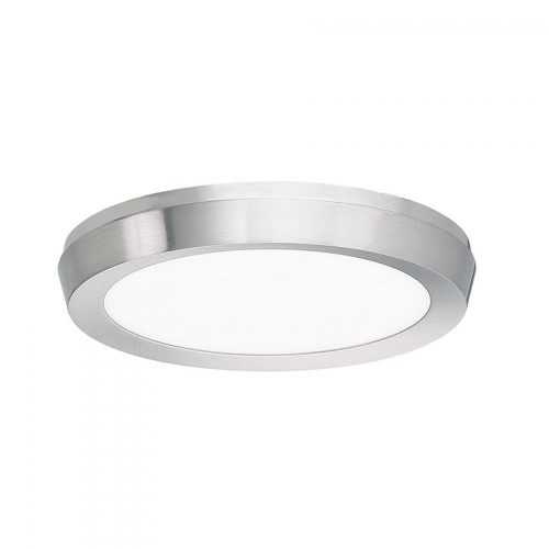 Argo LED Round Flush Mount (FM-4207-BN)