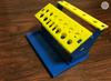 Deluxe Tool Caddy w/ Shock Shelf