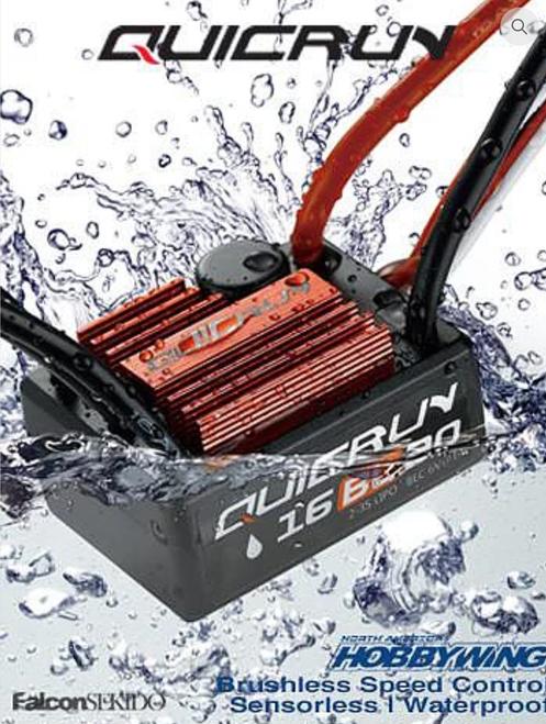 QuicRun-WP-16BL30