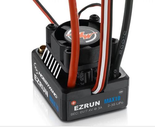 EZRUN MAX10 (Waterproof 1/10th)