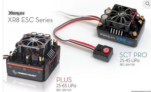 XR8 Plus ESC