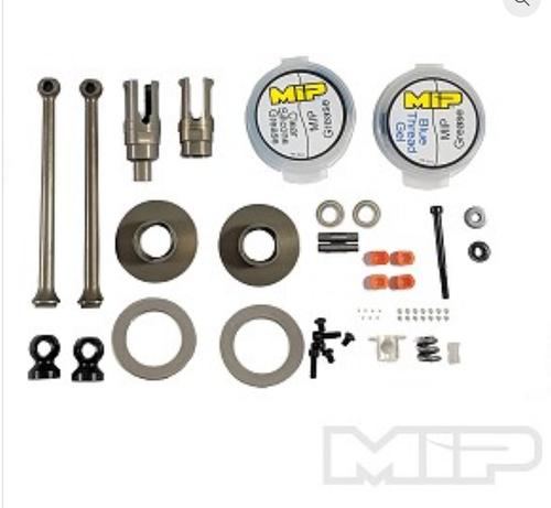 MIP PUCKS™, 17.5 DRIVE SYSTEM, 67MM, TEAM ASSOCIATED B6.1D #18200