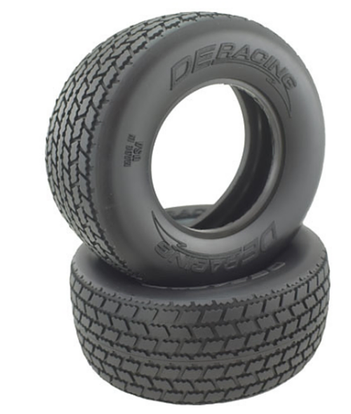 G6T D30 COMPOUND SC OVAL TIRE / NO FOAM / 2PCS.