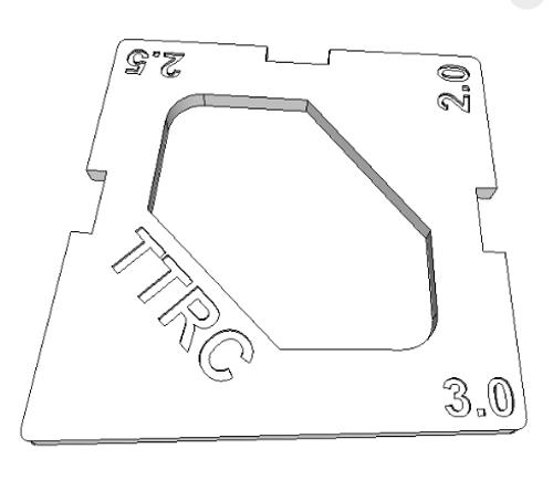 Camber Gauge Set