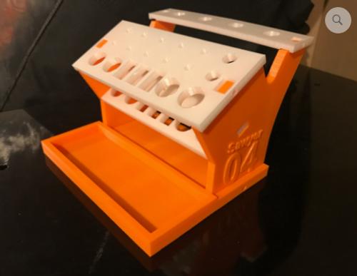 Tool Organizer w/ Shock Shelf