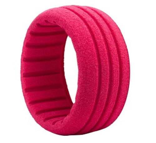 SHORT COURSE WIDE INSERT SOFT (RED) (4PCS)