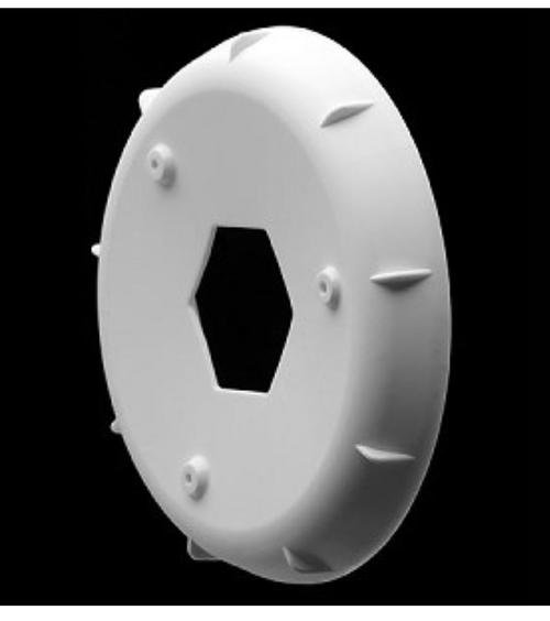WHEEL STIFFENER FOR EVO WHEEL WHITE (4 PCS.)