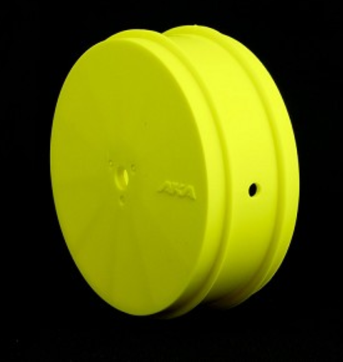1:10 BUGGY EVO FRONT YELLOW (TLR 22 2.0, 10MM HEX)