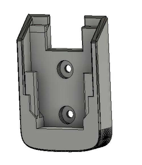 Battery Holster - Dewalt 20v Lithium
