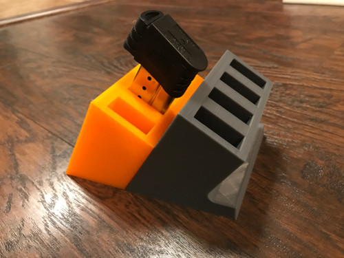 Modular Mag Rack
